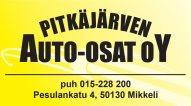Pitkäjärven Auto-osat